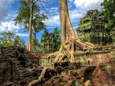 Uncovering the ancient temples of Cambodia