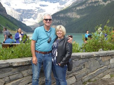 Terry and Jan share their Canadian Holiday Story