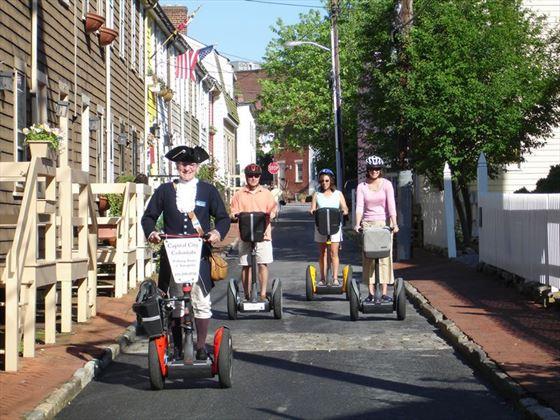 Annapolis Segway tour