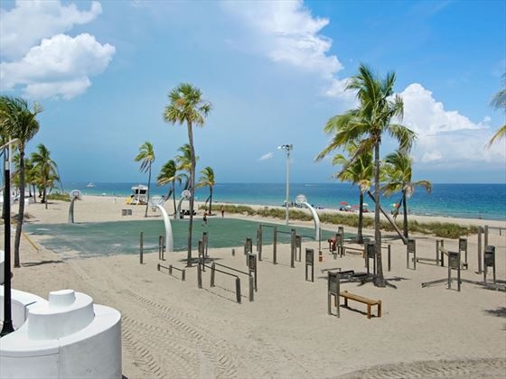 Fort Lauderdale, Beach