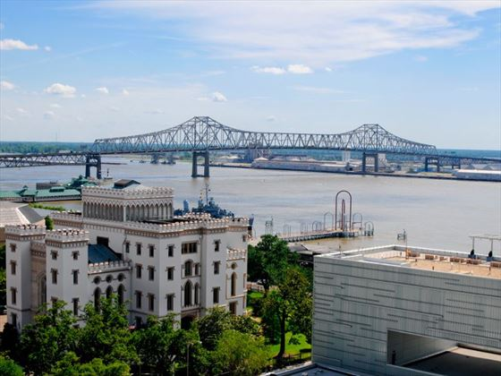 Baton Rouge downtown