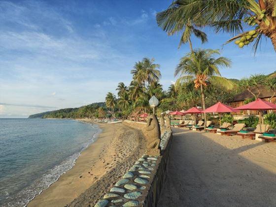 Beach Resort Beachfront