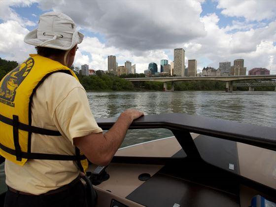 Black Gold River Tours, Edmonton