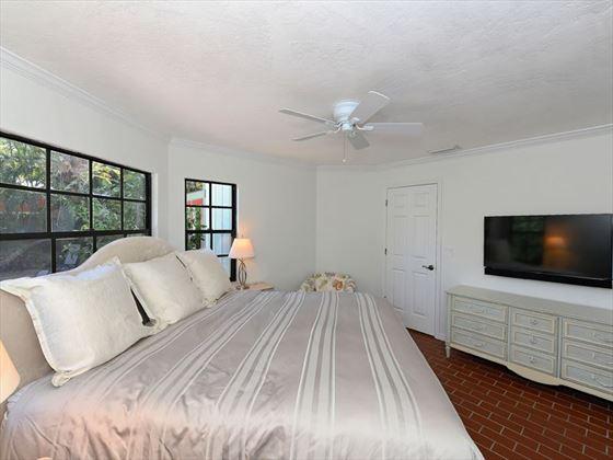 Typical Bradenton Sarasota Area Home - Master Bedroom
