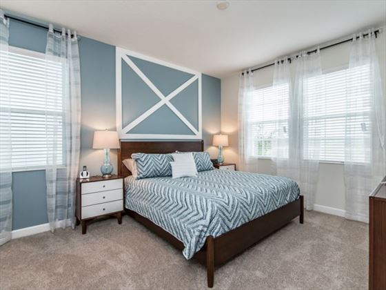 202 ChampionsGate bedroom