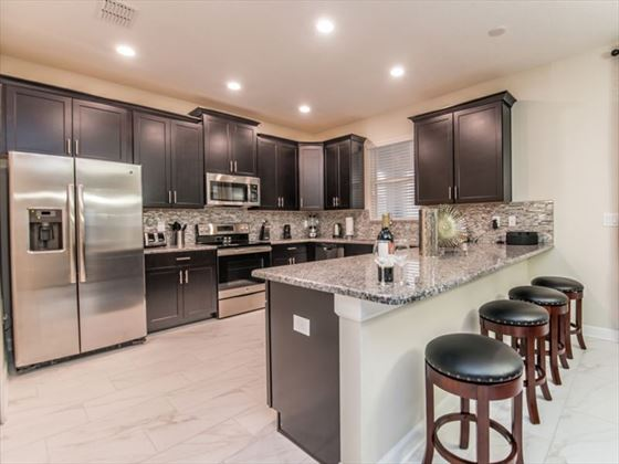 202 ChampionsGate kitchen