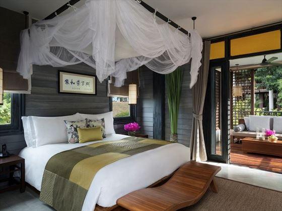 Deluxe Lawana Bedroom
