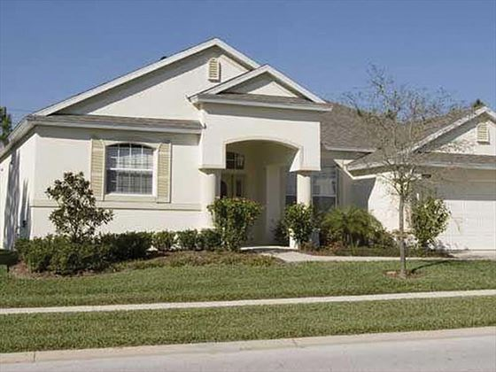 Typical exterior, Disney area homes