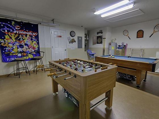 145 Emerald Island Games Room