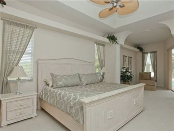 Example of an Englewood Area Home -  Master Bedroom
