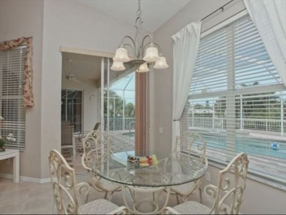 Example of an Englewood Area Home - Dining Area