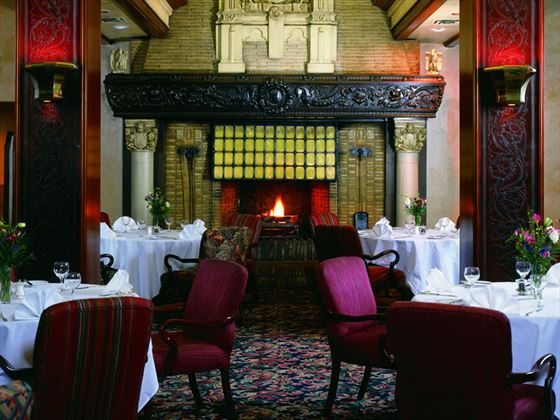 The Rimrock Restaurant