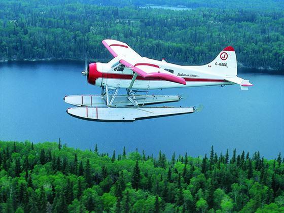 Floatplane, Manitoba