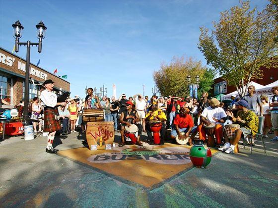 Fringe Festival, Edmonton