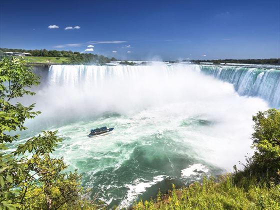 Horse Show Falls, Niagara Falls