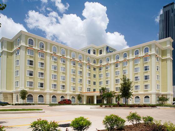 Hotel Indigo Houston At The Galleria exterior