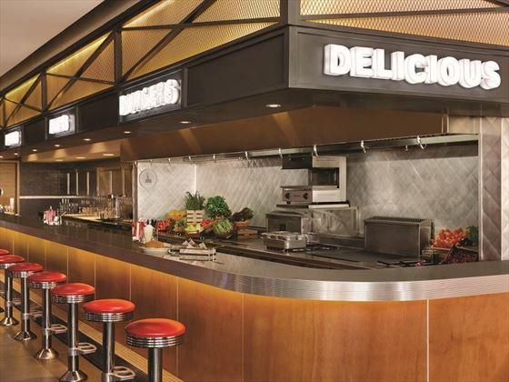 Chevy Bar at Hyatt Ziva Cancun