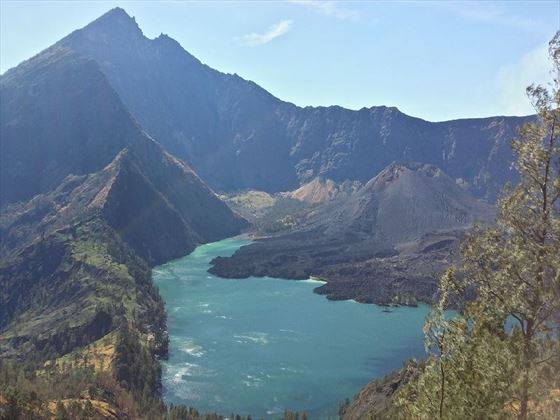 Mt Rinjani View