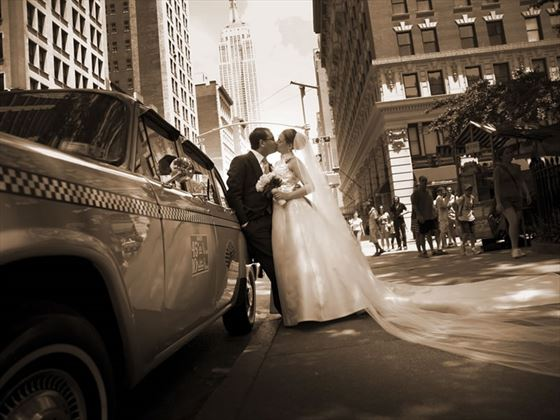 The Vintage New York Wedding