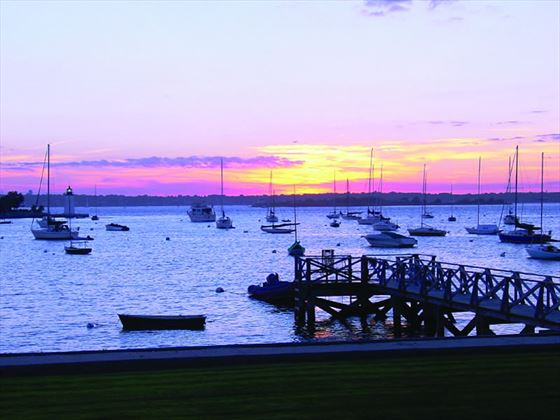 Newport Bay, Rhode Island