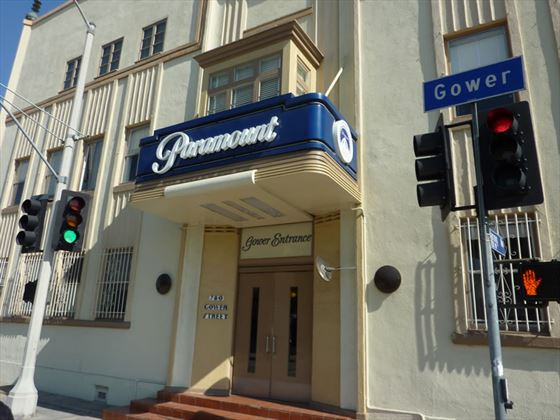Paramount Studios, Hollywood