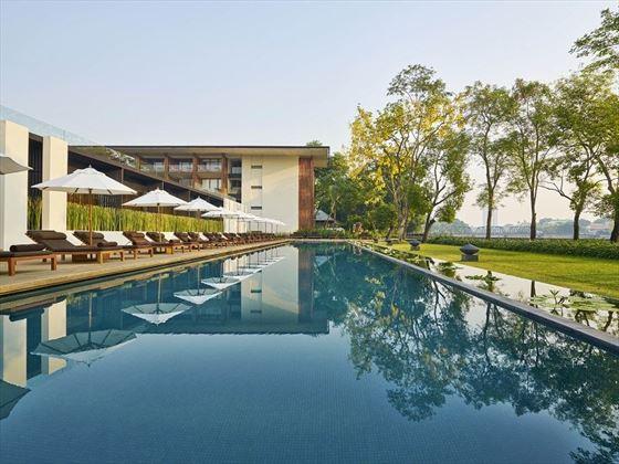 Pool View Anantara Chiang Mai