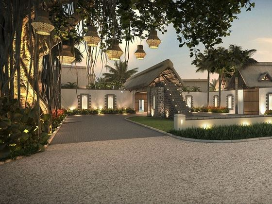 Reception at Preskil Island Resort