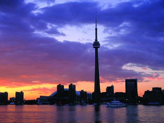 CN Tower, Toronto, Ontario