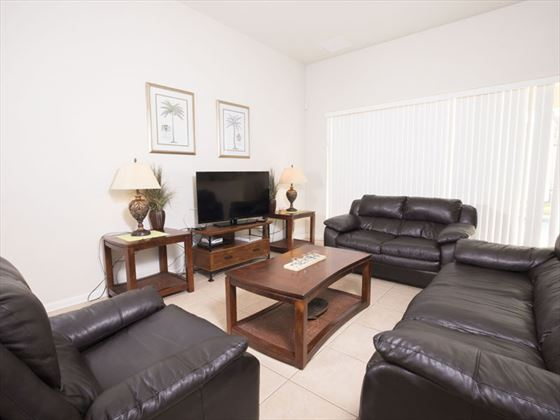 Example of a Windsor Hills Resort Home - Living Area