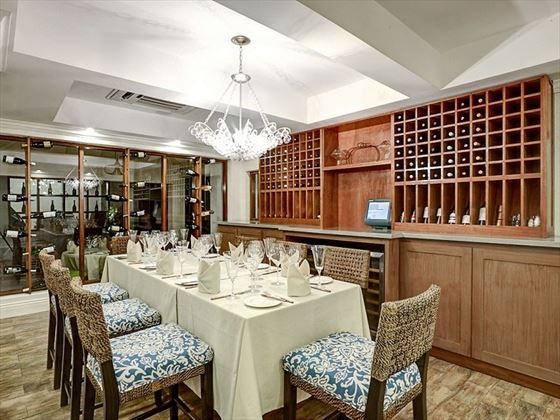Wine Cellar at Treasure Beach by Elegant