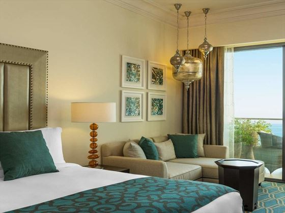 Ajman Saray Deluxe Sea View Room