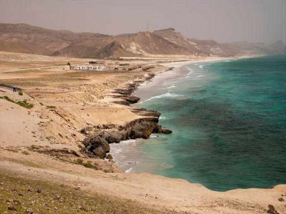 Al Mugsail beach