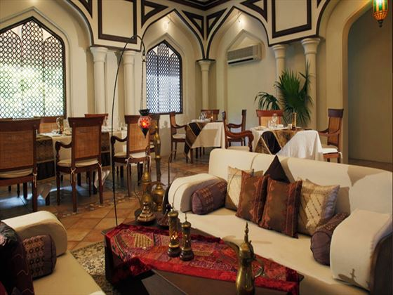 Al Qasr restaurant at Kurumba