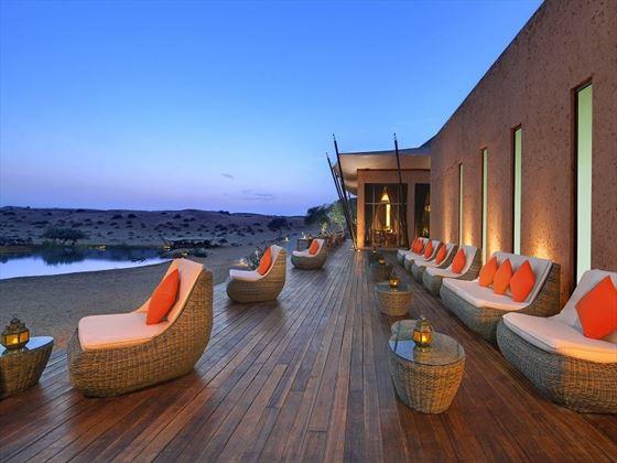 Samar Lounge terrace
