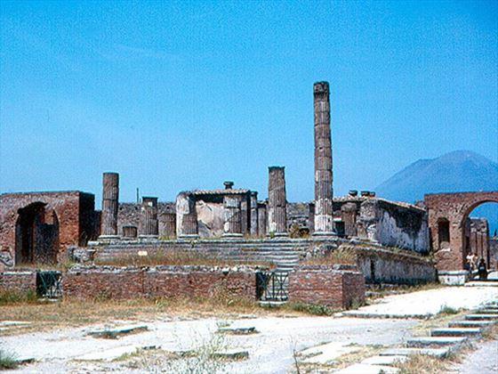 Ruins of Pomeii