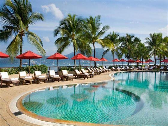 Amari Phuket swimming pool
