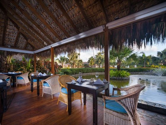 Amaya Restaurant at Zoetry Agua Resort & Spa