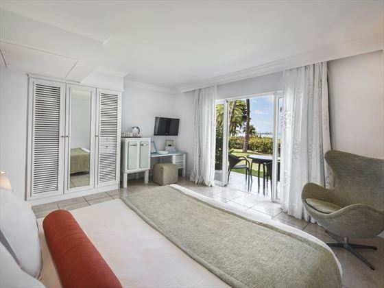 Deluxe Sea-Facing Room at Ambre Resort & Spa