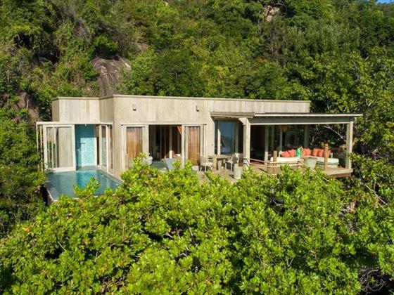 Treetop Pool Villa - Exterior