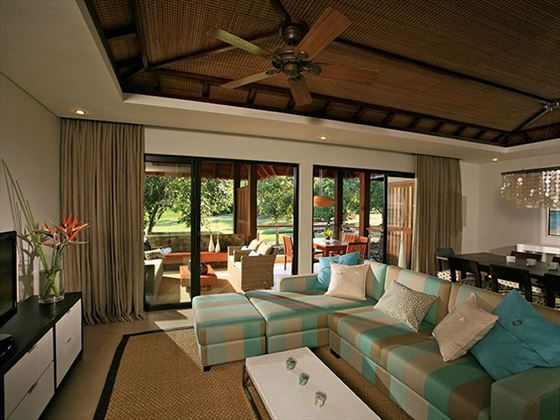 Anahita Suite living room