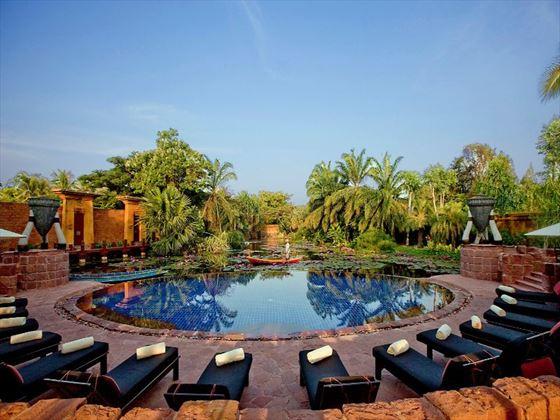 Anantara Hua Hin lagoon swimming pool