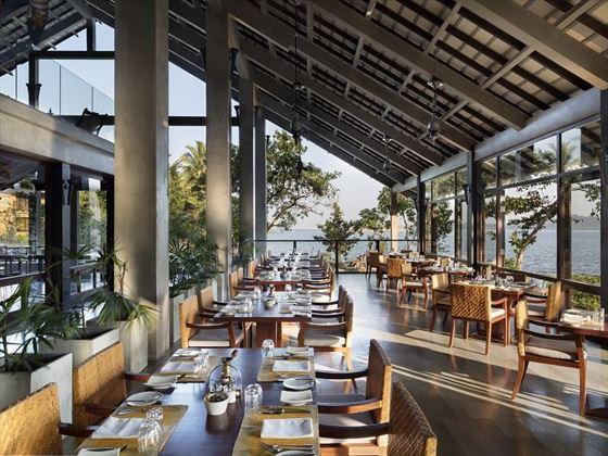 Anantara Kalutara OLU restaurant