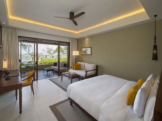 Deluxe Poolside Rooms at Anantara Kalutara