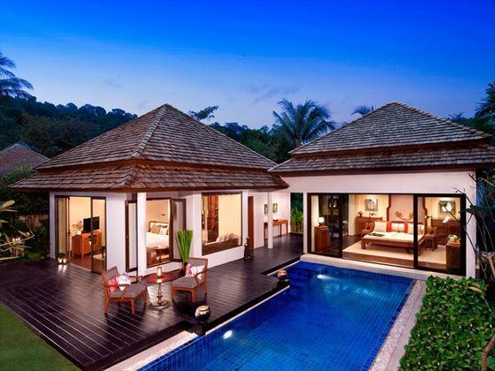 Anantara Phuket Beachfront Layan Pool Villa