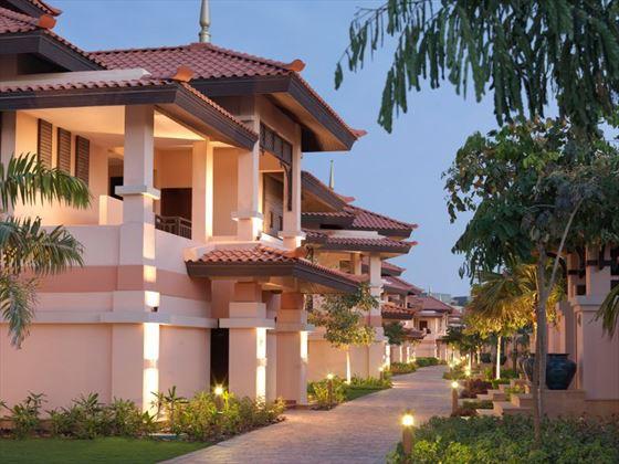 Anantara The Palm walkways
