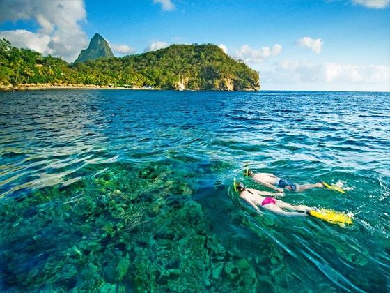 Snorkelling excursions