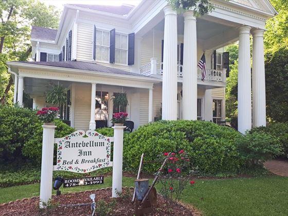 Antebellum Inn, Miledgeville