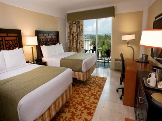 Double Room at Aquatica Beach Resort