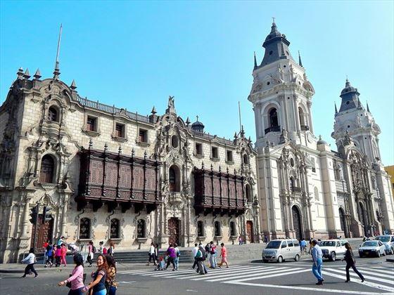 Architecture in Lima