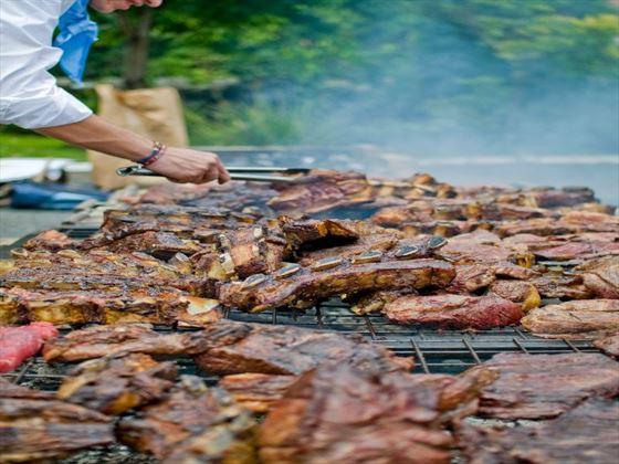 Classic Argentine BBQ